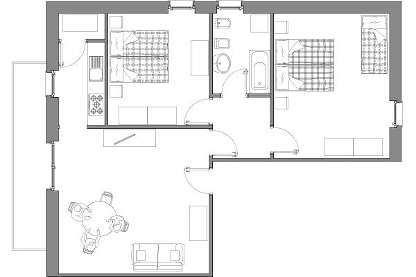Appartamento Teresa